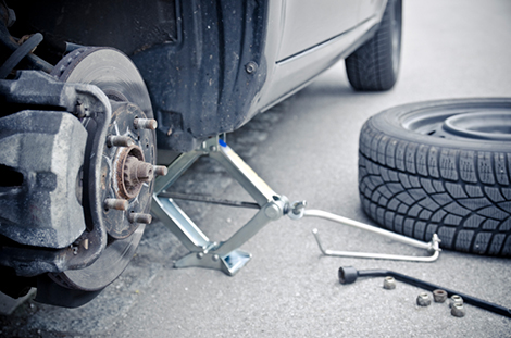 Rotating the Tires | 7 Ridiculously Simple Car Repairs That Even You Can Do | A/C Pro Blog