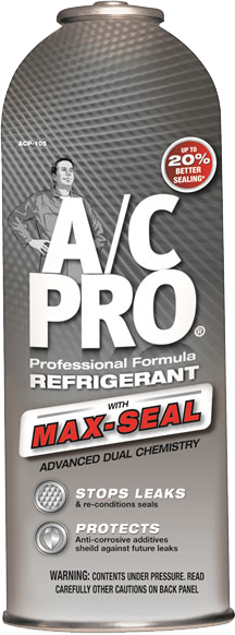 ACP-105 AC PRO with Advanced Stop Leak - Vehicle Air Conditioning Stop Leak